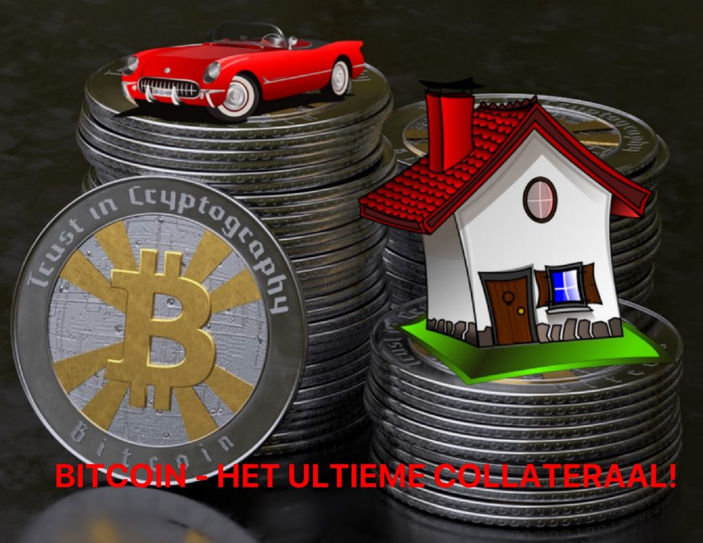 bitcoin collateraal